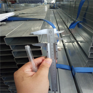 19*19 tube square pipe gi pipe myanmar