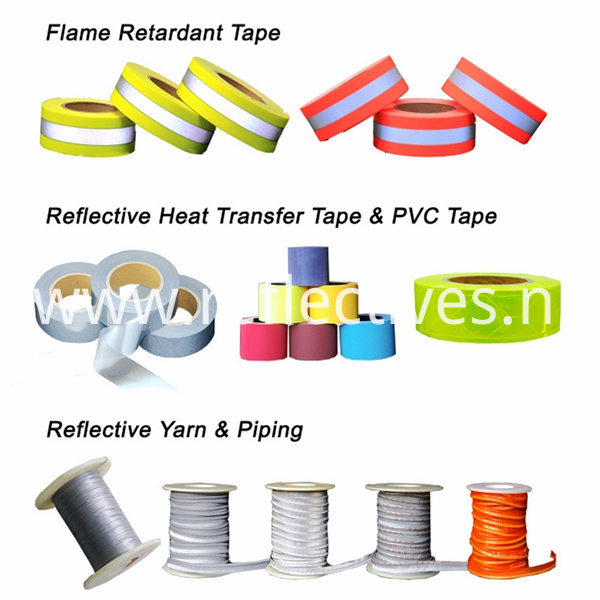Aramid Flame Retardant  Warning Tape