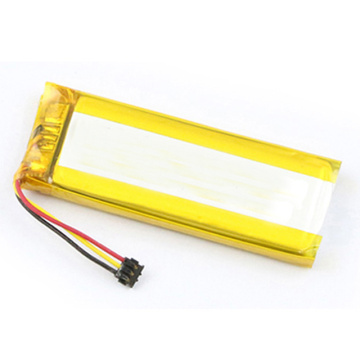 Flat Lipo Lithium Polymer Battery for Wearable Product