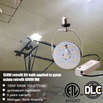 80W Led Pole Lights Retrofit Metal Halide Ordezko