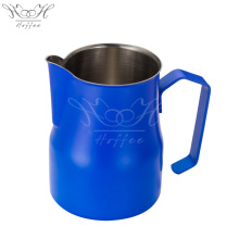 China for Milk Frothing Jug Professional Eagle Mouth Motta Milk Frothing Pitcher export to Indonesia Supplier