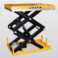hydraulic electric scissor lift table