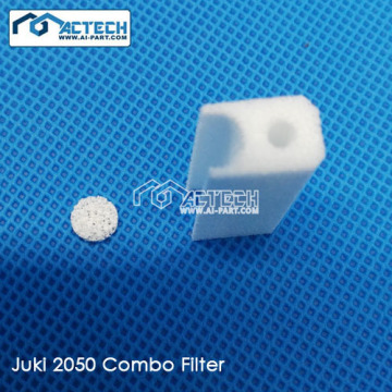 Combo filter for Juki 2050 machine
