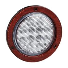 High Quality Industrial Factory for Led Truck Rear Lights,Truck Rear Lights,Rear Lights Manufacturer in China 4 inch LED Truck Trailer Reverse Lamps Reflector supply to Sri Lanka Supplier