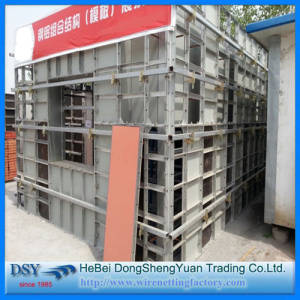 Aluminum Concrete Form Wall Formwork