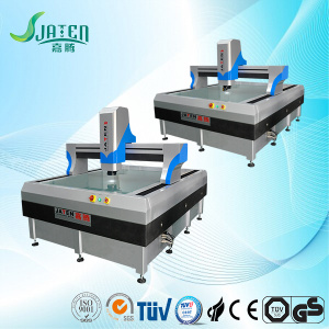 Fully Automatic Optical Video Measuring Machine