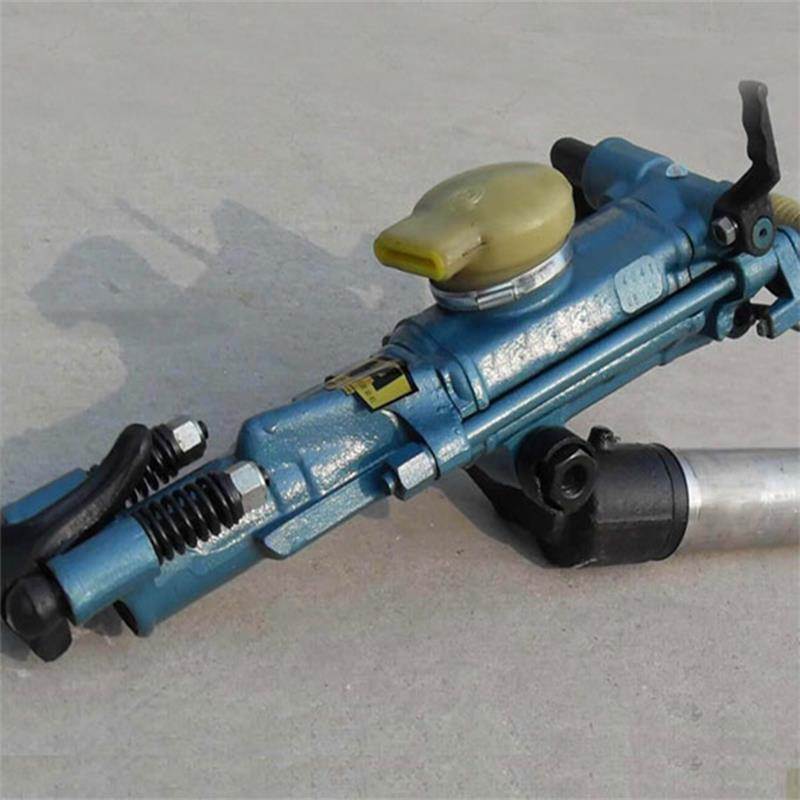 Portable Rock Drilling Machine