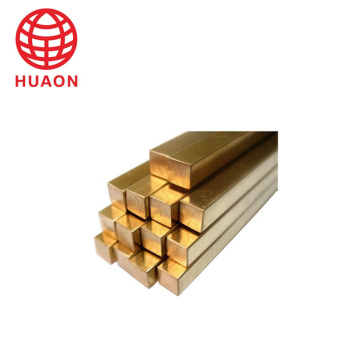 Good Quality Flat Oxygen Free Copper Bar