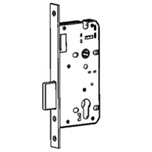 Dead bolt  mortise lock