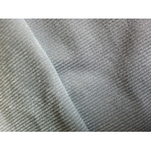 Poly Corduroy Of Knitted Fabric