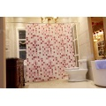 Shower Curtain PEVA Colorful Cube