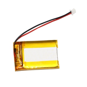 352535 350mah lipo battery for small digital products