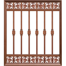 Garland aluminum window grille