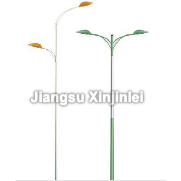 Customized for Street Lighting Pole Double Arm Bracket Street Light Poles export to Antarctica Supplier
