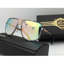 Leading for Star Fashion Sunglasses Five Men's Top Quality 18K Gold-Plated Sunglasses supply to St. Pierre and Miquelon Suppliers