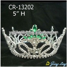 Holiday Crown Full Round Pageant Tiara
