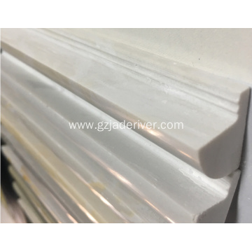 Stone border line artificial stone tile repair edge