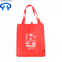 Custom-made supermarket with shopping bag shopping bag