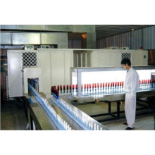 Bottle clean coating production line