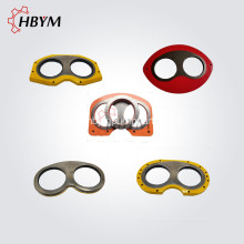 Manufacturer of for Wear Plate And Cutting Ring Concrete Pump Wear Plate and Ring Systems supply to Libya Manufacturer