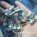 I-CNC aluminium alloy carbon fiber clamp
