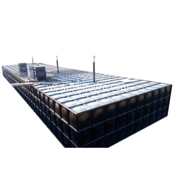Industrial BDF Insulated Underground Water Tank