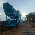 Wet Construction Mobile Concrete Plant