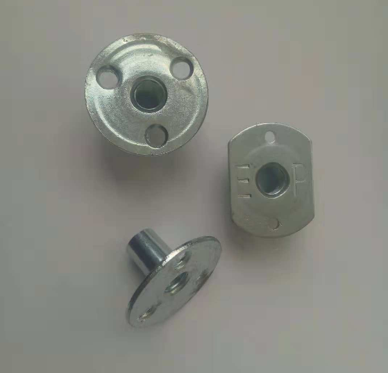 Round  Base Weld Nut