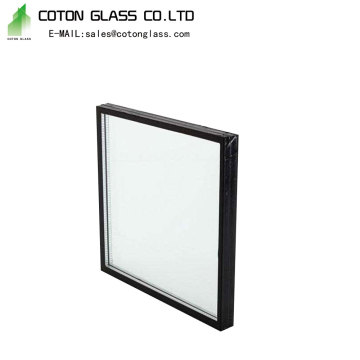 Double Glazed Window Pane