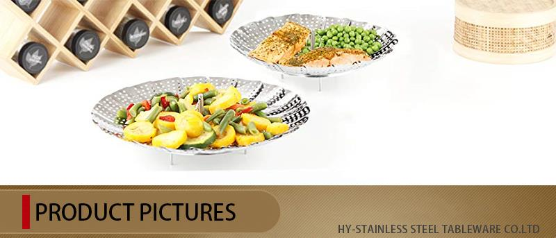 Exquisite Stainless Ssteel Steamer Box