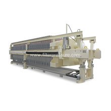 Automatic Metallurgy Chamber Filter Press PLC Control