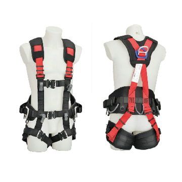 CE standard Full Body Safety Harness for Work Protection
