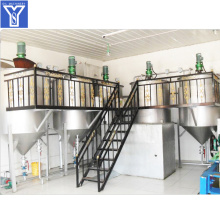 China OEM for Corn Germ Oil Refinery Machine Cooking Oil Physical Refining Plant export to French Guiana Manufacturer