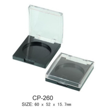 Square Cosmetic Empty Eyeshadow Container