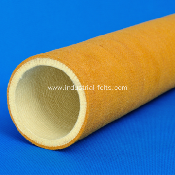 PBO Roller Covers Felt For Aluminium Extrusion