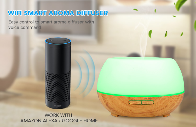 amazon diffuser humidifier