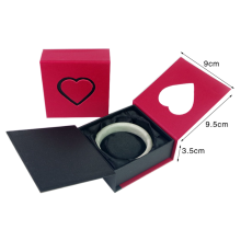 Custom Magnetic Closure Paper Bracelet Packaging Box