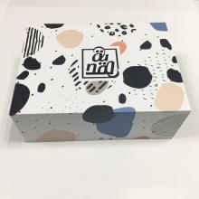 OEM Supplier for Cosmetics Paper Packaging Box Custom Shoe Packaging Printing Paper Box export to France Supplier