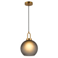 Modern Designer Hand Blown Glass LampShade Pendant Light