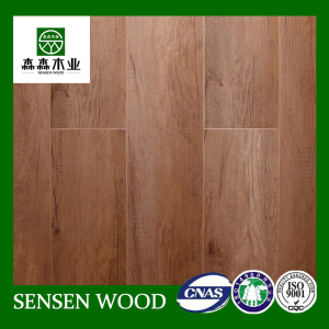 12mm Oak color laminate flooring
