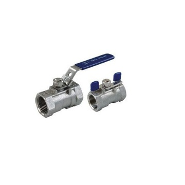 China New Product for Ball Valves Stainless Steel Ball Valves 1PC Type supply to Japan Wholesale