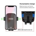 QI wireless cell phone charger for car