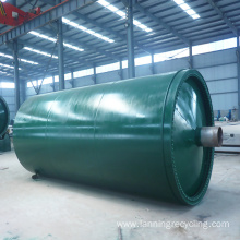 Lanning Rubber Tyre Recycling Plastic Film