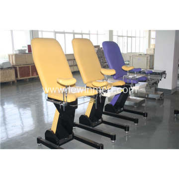Electric Obstetric examination table two sections