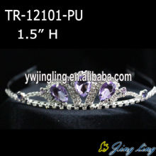 Wholesale  Cheap Rhinestone Tiara And Crowns