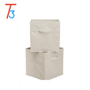 Factory Non-Woven Foldable Storage cube