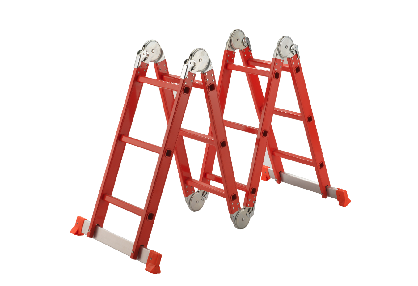 Best quality aluminum folding ladder (6)
