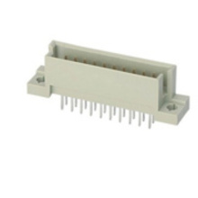 DIN41612 Vertical Plug Male Connectors 20 Positions