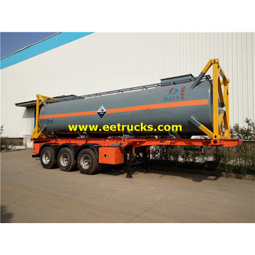 28cbm 30ft Sulfuric Acid Tank Containers