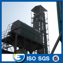Manufacturing Companies for Silo Cleaning Process Equipment Steel Storage Silo Grain Cleaner supply to United States Exporter